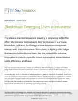 Risk Insight - Blockchain